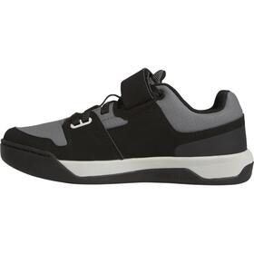 Five Ten Hellcat Shoes Women grey five/core black/shock cyan
